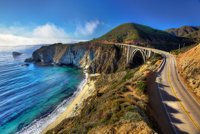 Great American Road Trips- Pacific Coast Highway